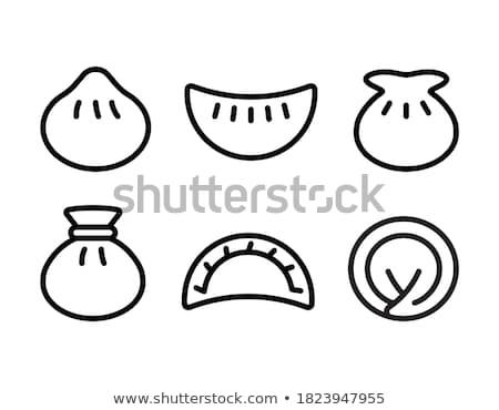 Stock photo: Dumplings