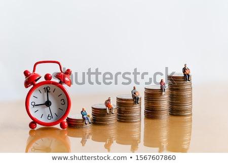 retirement savings concept stock photo © alphababy