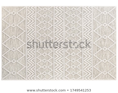 vod · hand · wol · tapijt - stockfoto © zzve