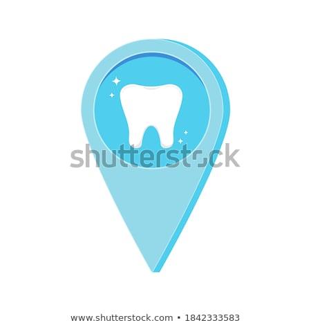 Dental Care Blue Marker Stock photo © ivelin
