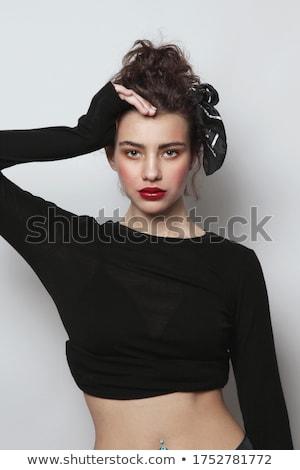 button hairband Stock photo © FOKA