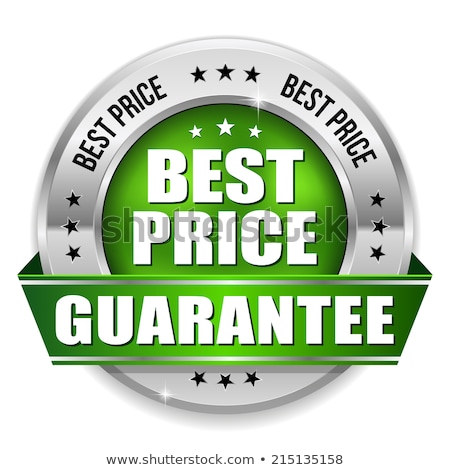 Stock photo: Best Price Green Vector Icon Button