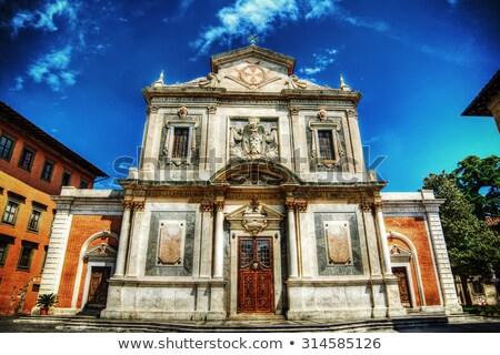 Santo Stefano dei Cavalieri, Pisa, Italy Stock photo © borisb17