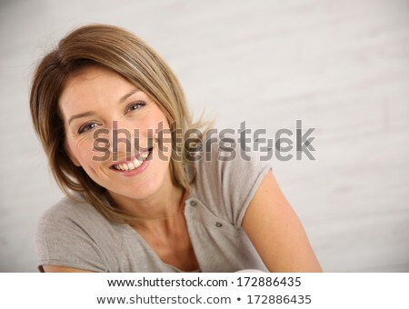 Portrait of blond woman 30s Stock photo © photography33