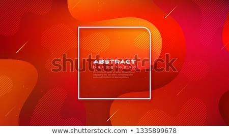 Red Liquid Background Stock photo © ArenaCreative