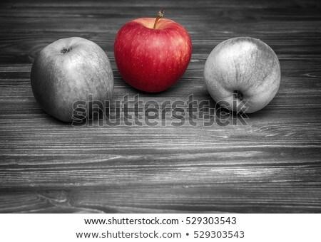 Aynı kavramlar elma çok yeşil gıda Stok fotoğraf © Mikko