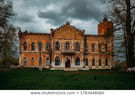 gothic church stock photo © craig