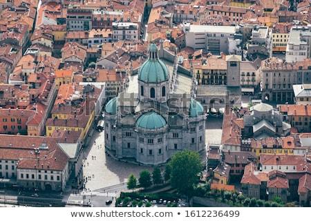 basiliek · kathedraal · Italië · stad · kerk - stockfoto © boggy
