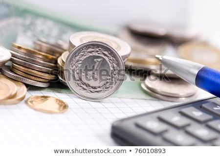 para · yay · yalıtılmış · beyaz · iş - stok fotoğraf © pixelman