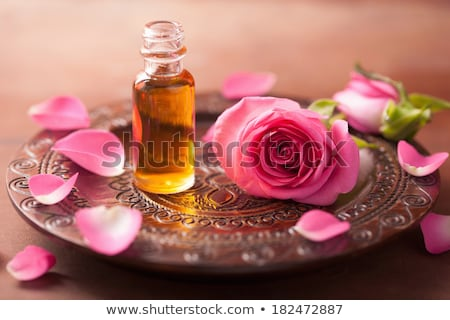 rose oil stock photo © artspace