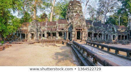 khmer temple entrance Stock photo © smithore