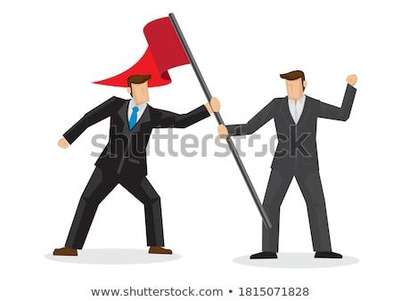 businessmen fighting Stock photo © photography33