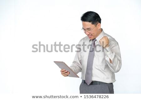 gezondheid · mensen · lifestyle · handen · geïsoleerd - stockfoto © massonforstock