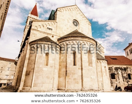 Trogir cathedral  Stock photo © LianeM
