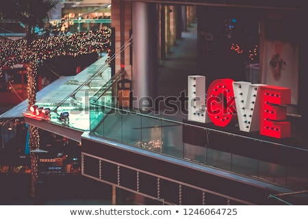 Liefde Jordanië teken geïsoleerd witte hart Stockfoto © MikhailMishchenko