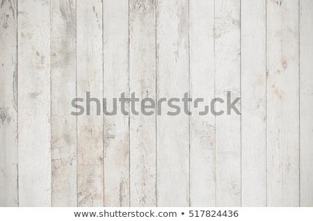 Cracked Wooden Background Stock photo © zhekos