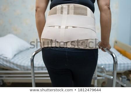 Medici corsetto indietro sostegno Foto d'archivio © FOKA