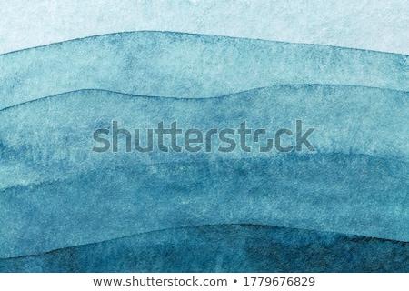 Abstract olie digitale schilderij licht Stockfoto © trgowanlock