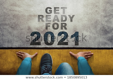 Get ready for the game Stock photo © stockyimages