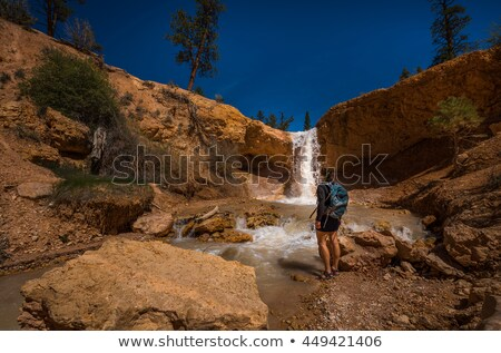 near bryce canyon stock photo © prill