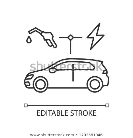 EV Transportation Stock photo © Lightsource