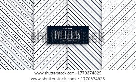 Résumé diagonal lignes classique modèles Photo stock © SArts