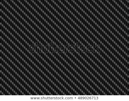 Negro fibra de carbono patrón textura diseno industria Foto stock © SArts