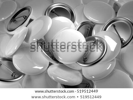 veel · knoppen · hoop · textuur · mode · abstract - stockfoto © Paha_L