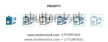 Prority Stock photo © Stocksnapper