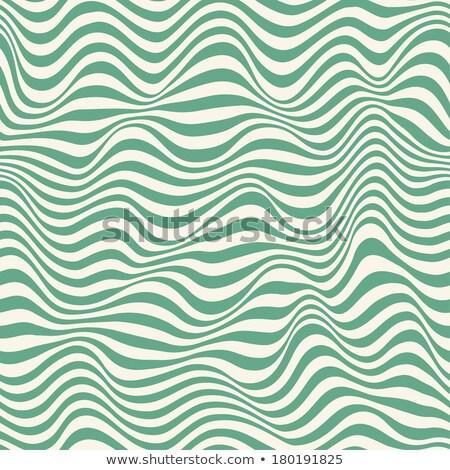 Beautiful waved lines Background  Stock photo © fresh_5265954
