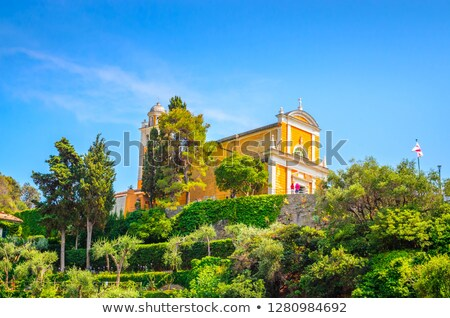 Chiesa San Giorgio in Portofino, Italy Stock photo © boggy