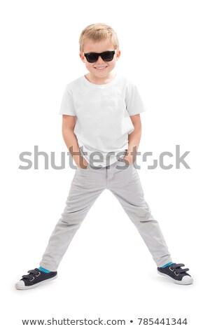 modern · fiatalember · tánc · pop · art · retro · klasszikus - stock fotó © robuart