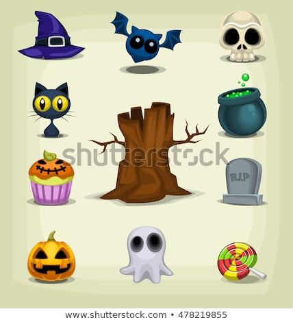 Pumpkin Halloween stuff stock photo © mayboro