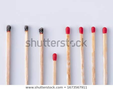 ignición · partido · luces · segundo · resumen · humo - foto stock © foka