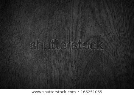 Siyah ahşap doku pahalı soyut arka plan Stok fotoğraf © IMaster
