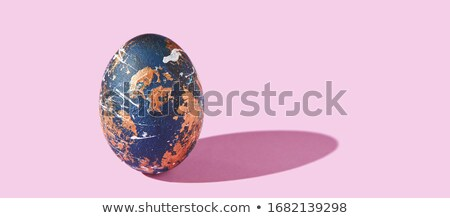 Easter Earth stock photo © chlhii1