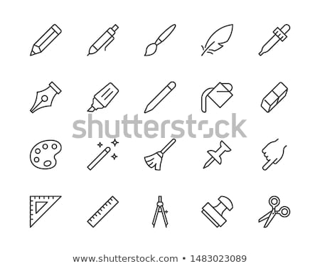 Pen selection Stock photo © 72soul