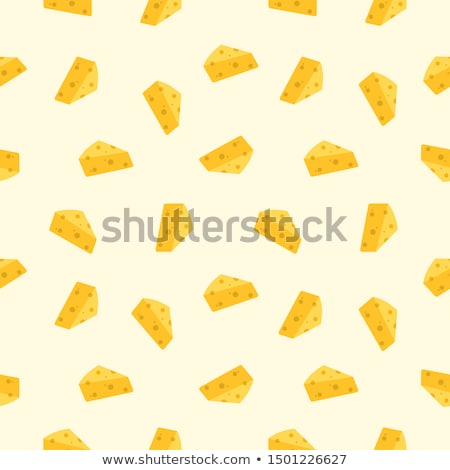 Cheese seamless pattern Stock photo © spectrum7