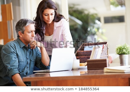 a couple of middle aged women working out stock photo © photography33
