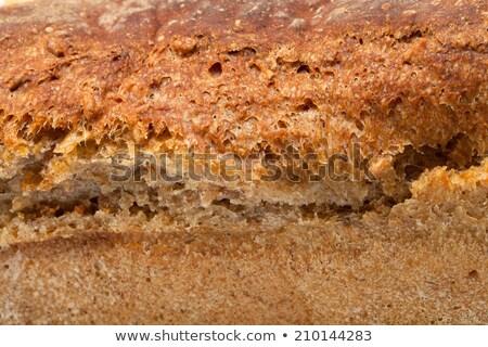 Grande pão tradicionalmente comida natureza Foto stock © wjarek