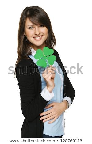 beautiful irish woman stock photo © lisafx