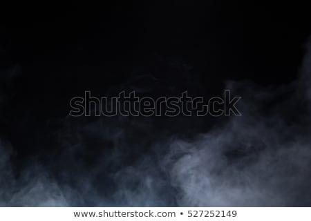 Színes absztrakt füst fekete terv kék Stock fotó © grasycho