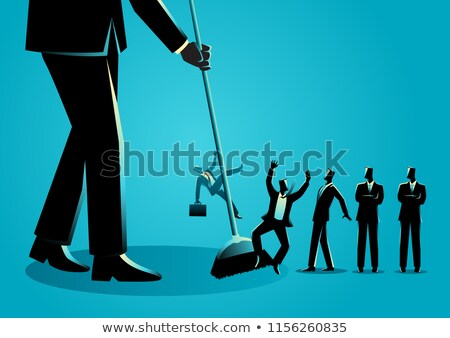 Downsizing and Unemployment Stock photo © Lightsource