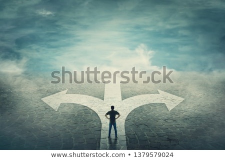 Success Decision Stock photo © Lightsource