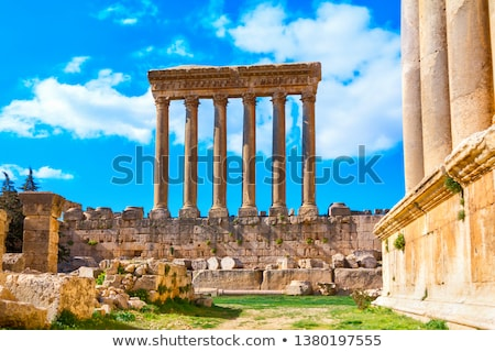Ancient architecture Stock photo © lillo