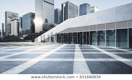 землю окна стены фон металл пространстве Сток-фото © badmanproduction