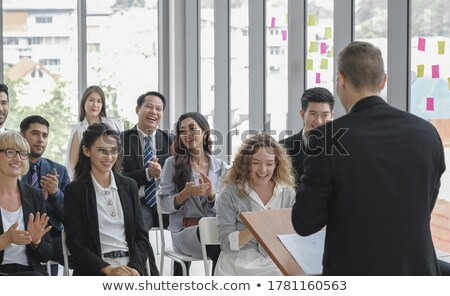 Orientation in business Stock photo © grechka333