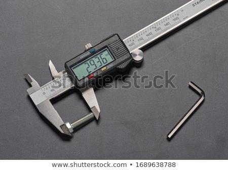 aço · parafuso · dinheiro · construção · trabalhar · metal - foto stock © danielbarquero