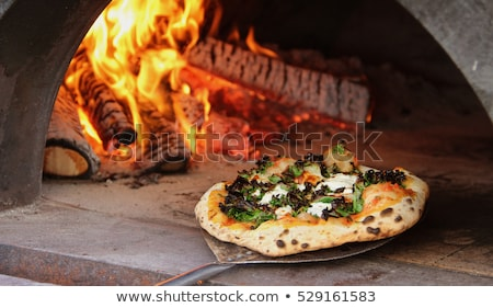 wood oven stock photo © jeancliclac