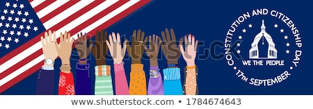 American Citizenship Stock photo © Lightsource